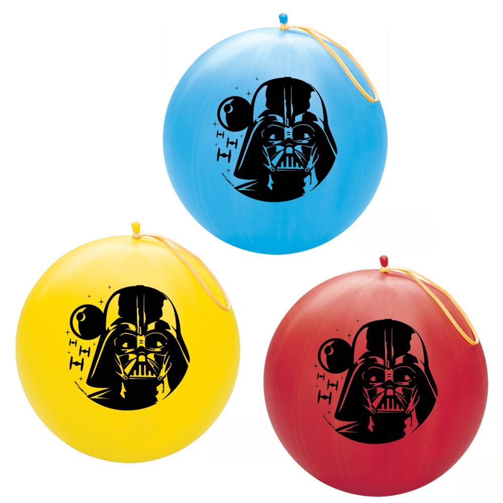Star Wars Punch Balloon (Each) - Party Supplies