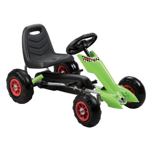 Vroom Rider Zoom Pedal Go Kart Riding Toy
