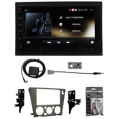 "7"" Navigation/Bluetooth/Wifi/Android Receiver For 2005-2009 Subaru Legacy"