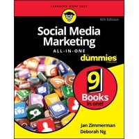 For Dummies (Computers): Social Media Marketing All-In-One for Dummies (Paperback)