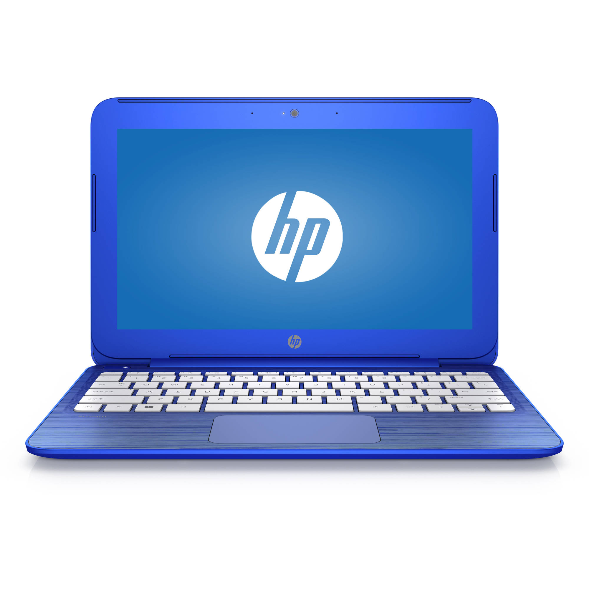 """HP 11"""" Stream Laptop PC with Intel Celeron N3050 Dual-Core Processor, 2GB Memory, 32GB Hard Drive and Windows 10 Home, Microsoft Office 365 Personal (1yr subscription)"""