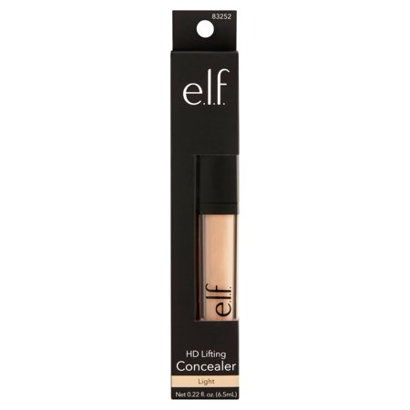 E L F  Studio Hd Lifting Concealer  83252 Light   0 256 Oz