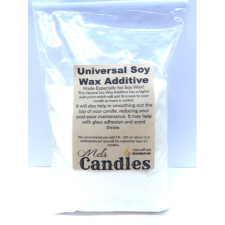 """Universal Soy Wax Additive â-"""" 5oz Re-seal-able Bag of Candle Additive"""