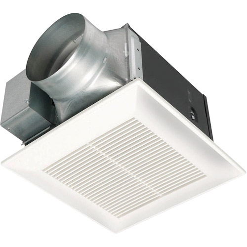 Panasonic WhisperCeiling Bathroom Fan, 150 CFM, <0.3 sone  APPA15VQ5