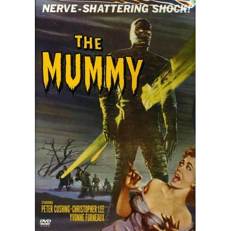 The Mummy (DVD)](Halloween Mummy Cartoon)