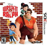 Nintendo 3DS - Wreck-It Ralph