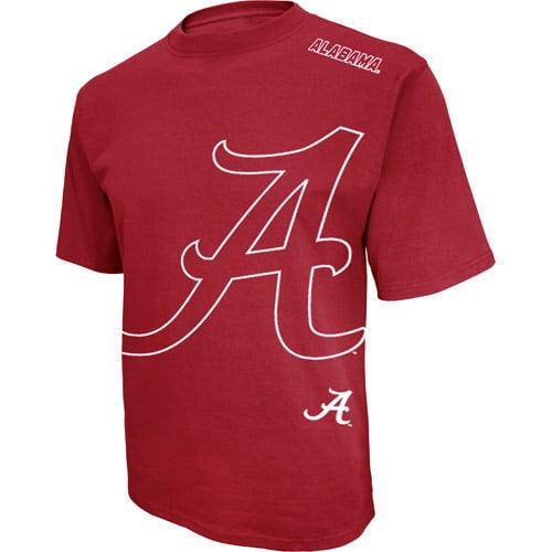NCAA Big Men's Alabama Short Sleeve Tee