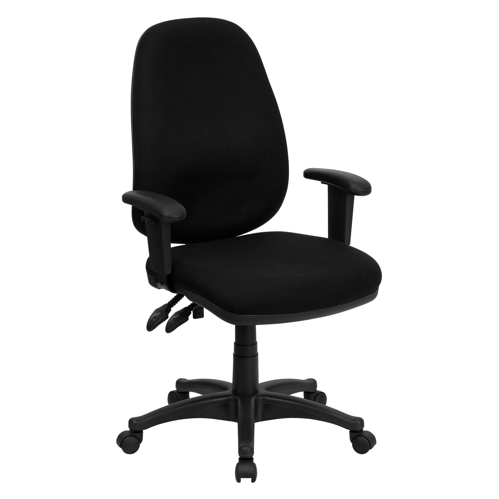 Ergonomic Computer Office Chair With Height Adjule Arms Multiple Colors