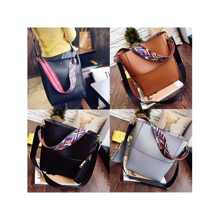 Fashion Women Ladies Leather Handbag Shoulder Crossbody Bag Purse Messenger Tote
