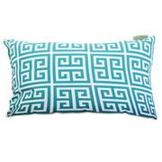 Majestic Home Goods Towers Indoor/Outdoor Lumbar Pillow