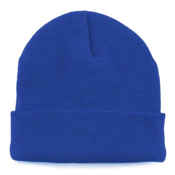 d8671de4836 Tek Gear Warmtek Knit Lined Watchcap Beanie Hat Adult Unisex One Size -  Walmart.com