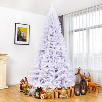 Costway 6/7.5/9Ft Hinged Artificial Christmas Tree Premium Pine Tree