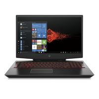 HP Omen Laptop 17.3IN, Intel Core i7-9750H, 8GB DDR4, 1TB 7200RPM, 128GB SSD, NVIDIA GeForce GTX 1660Ti 6GB, 17-cb0020nr
