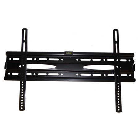 Transworld Tower Bridge 1 Thin Fixed Flat Panel TV Wall Mount Bracket, 32-65 in.