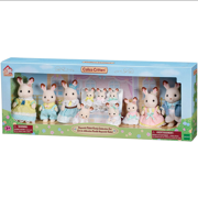 Calico Critters - CF5506   Hopscotch Rabbit Family Celebration 35th Anniversary