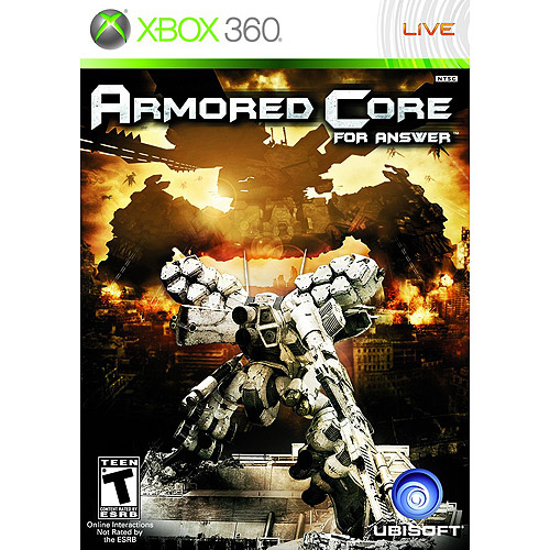 Image of Armored Core For Answer - Xbox 360