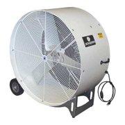SCHAEFER Air Circulator,36in.,120V,White GVKM36-2-O