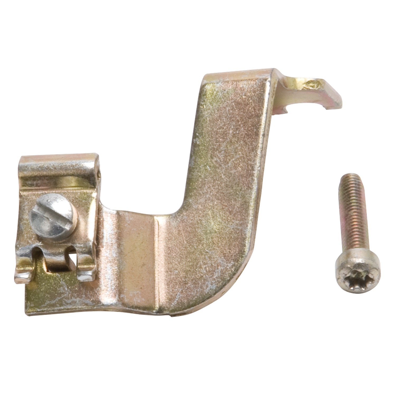 Edelbrock 1494 Carburetor Choke Cable Bracket and Clamp Assembly