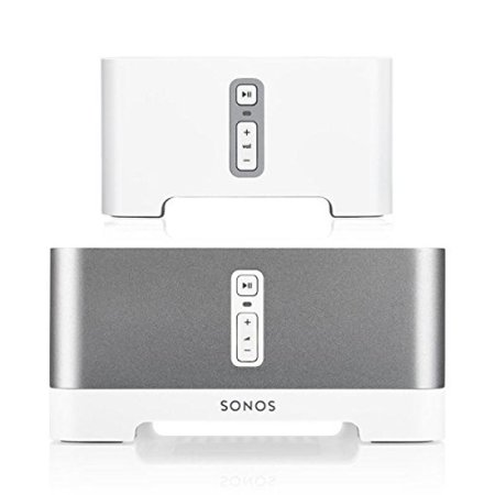 Sonos Connect   Connect Amp Wireless Multi Room Digital Music System Bundle
