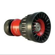 MOON AMERICAN 516-1024 Industrial Fog Nozzle,1 In.,Black