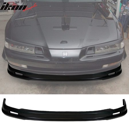 Fits 92-96 Honda Prelude Mugen Style Front Bumper Lip Spoiler - (Mugen Style Front Lip)