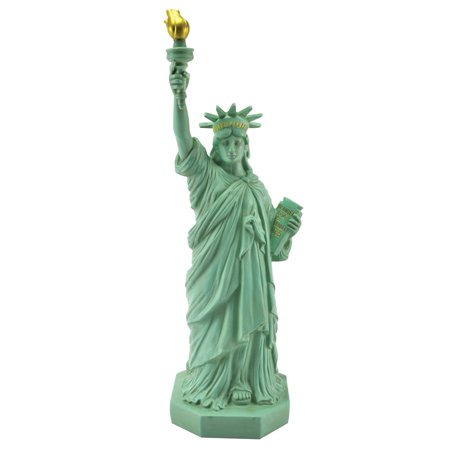 What On Earth Great Places Table Lamp - America