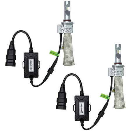 Heise LED Lighting Systems HE-9005LED LED Headlight Kit (Symtech Headlamp Alignment System)