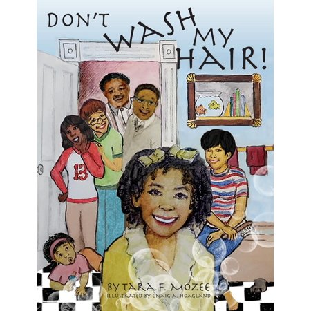 Don't Wash My Hair! (Hardcover)