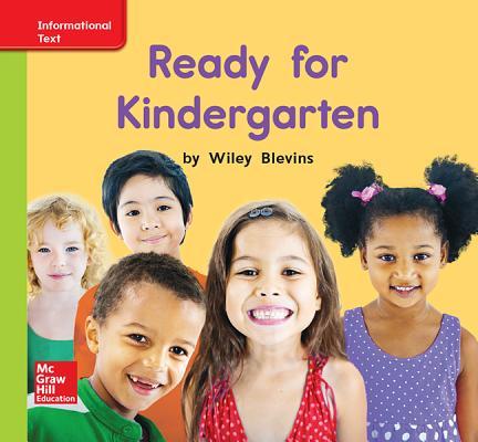 World of Wonders Patterned Book # 9 Ready for Kindergarten