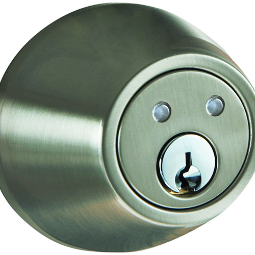 Morning Industry Inc RF-01SN Remote Deadbolt, Satin Nickel