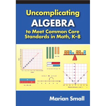 Uncomplicating Algebra to Meet Common Core Standards in Math, K-8 - Algebra 1 Halloween Activities