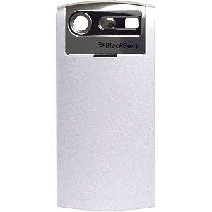 Blackberry Standard Replacement Battery Door, Back Rear Battery Cover Door Case for BlackBerry 8110,BlackBerry 8120,BlackBerry 8130 - Silver