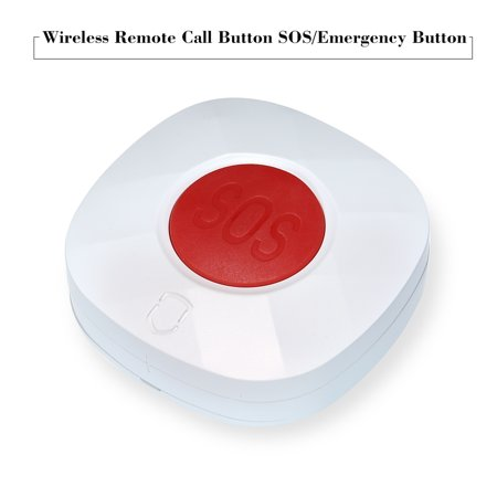 Wireless Remote Call Button Sos Emergency Button 433mhz