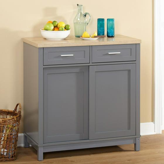 target marketing systems kennedy sliding door kitchen cabinet. Black Bedroom Furniture Sets. Home Design Ideas