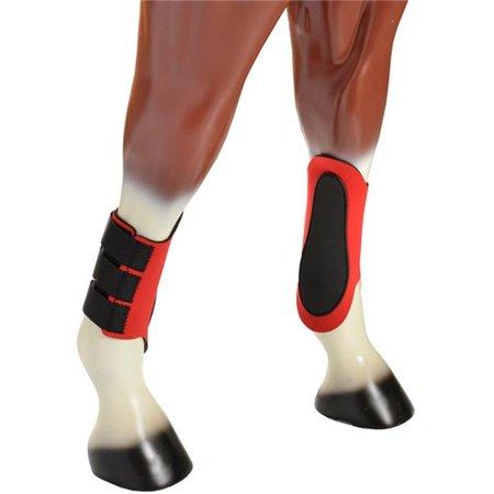 Neoprene Splint Padded Boots, Royal - Jacks EHL078-RY
