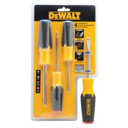 Dewalt DWHT62512 4-Piece Screwdriver Set Dewalt Drywall Screwdriver