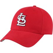St. Louis Cardinals Fan Favorite Basic Adjustable Hat - Red - OSFA