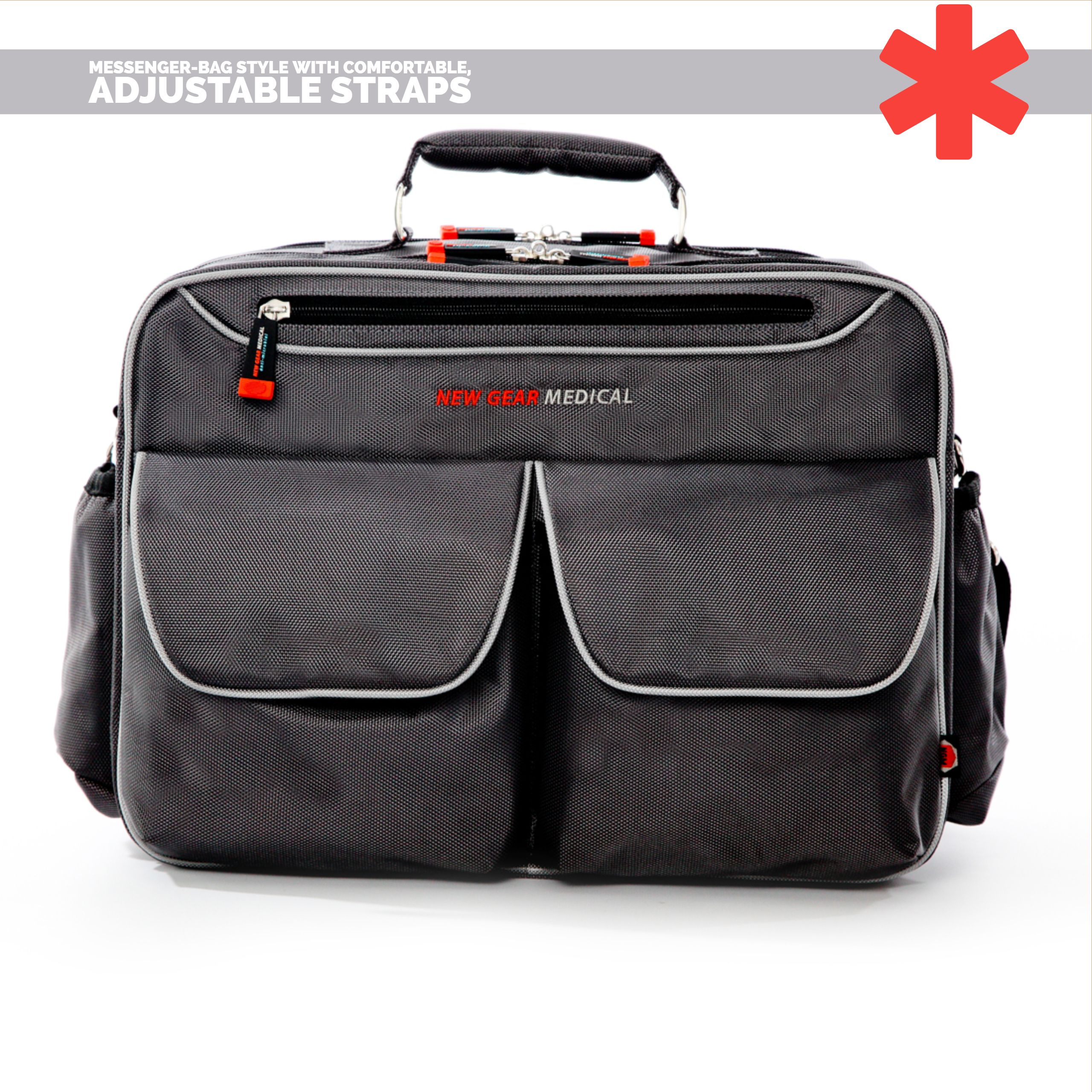 New Gear Medical The Guardian 2.0 - Deluxe Medical Bag