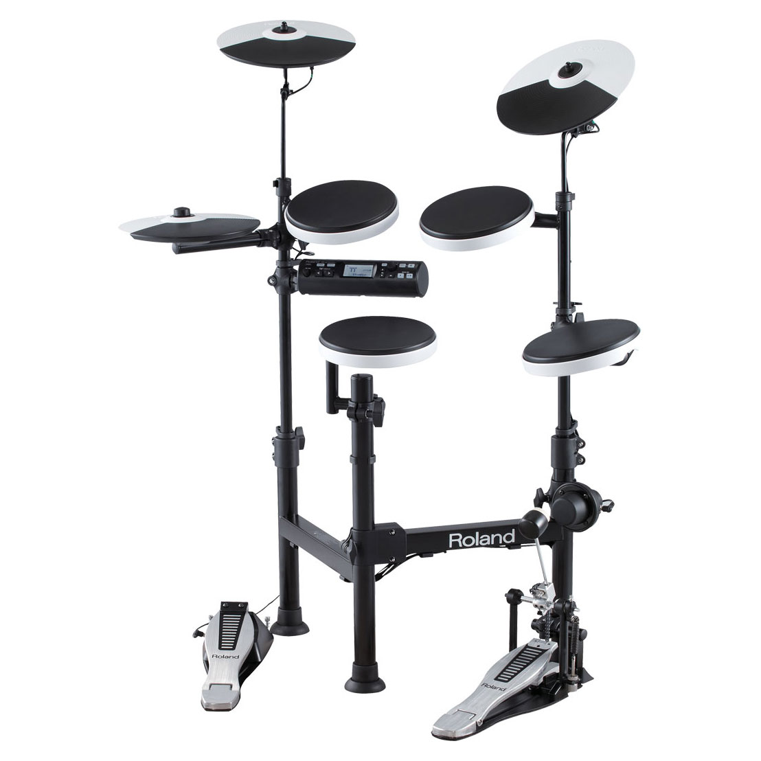Roland TD-4KP V Drums Ultra Portable Lightweight Compact Electronic E Drum Set by Roland