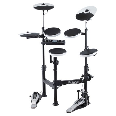 Roland TD-4KP V Drums Ultra Portable Lightweight Compact Electronic E Drum Set ()
