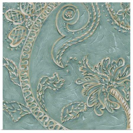 Tiffany Lace (Great BIG Canvas | Rolled Chariklia Zarris Poster Print entitled Tiffany Lace I)