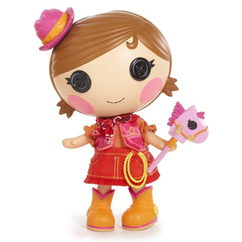 Lalaloopsy Littles Doll - Prairie's Sister - Trouble Dusty Trails Multi-Colored