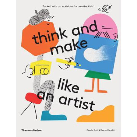 Think and Make Like an Artist : Art Activities for Creative Kids - Art And Craft For Children Halloween