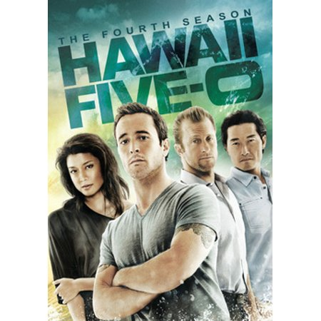 Hawaii Five-O (2010): The Fourth Season (DVD)
