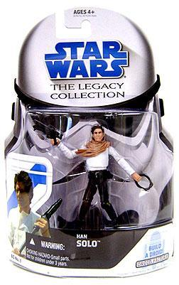 plus Droid Factory Star Wars the Legacy Collection