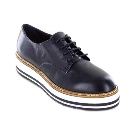 Over Black Leather - summit by white mountain women's belinda black leather sneaker 38 m