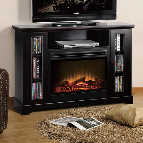 Merveilleux American Furniture Classics 55u0027u0027 TV Stand With Fireplace
