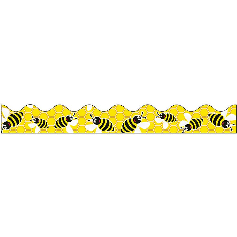 "Pacon Bordette Decorative Border, 2 1/4"" x 25 ft, 1 Roll"