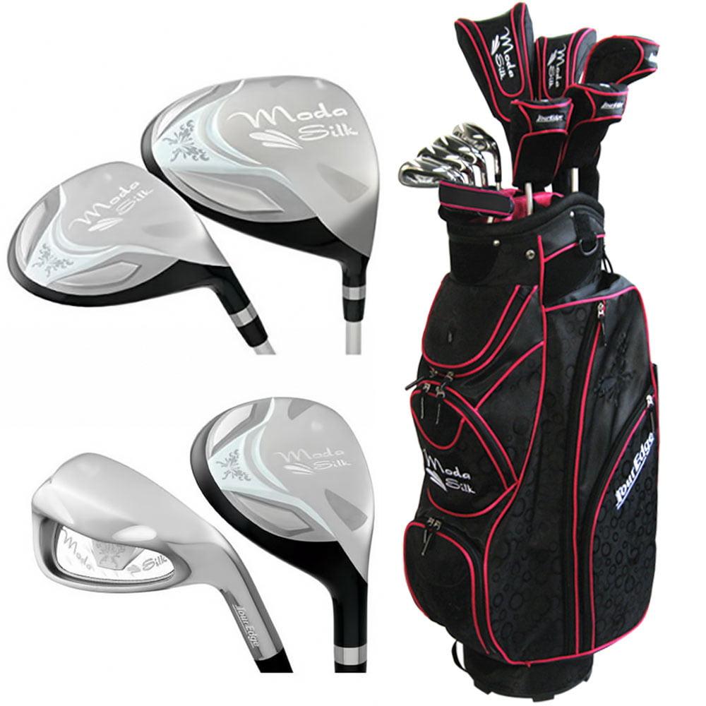 Tour Edge Golf Moda Silk Full Set Ladies