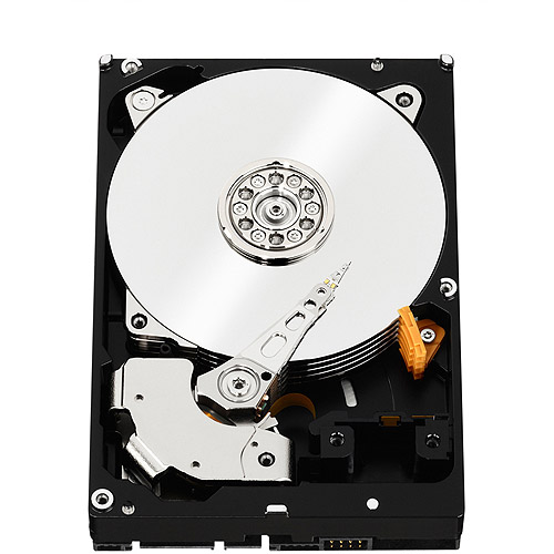 "Western Digital WD2003FZEX 2TB 3.5"" Internal Hard Drive, Black"